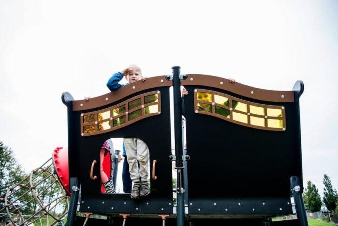 Großes Piratenschiff aus der Serie LEDON Pirates - in verschiedenen Ausführungen 28