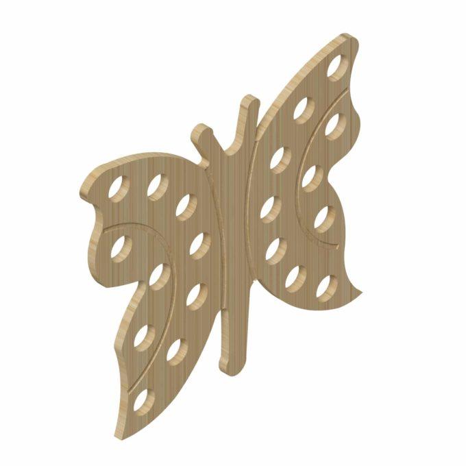 Elternpost Schmetterling - für 20 Kinder 1