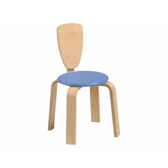 Kindergarten-Stuhl Quad 1