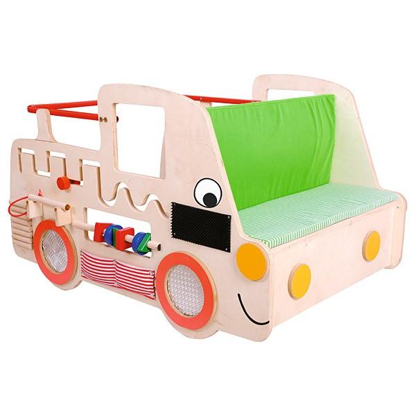 Sensorisches Spielauto 1