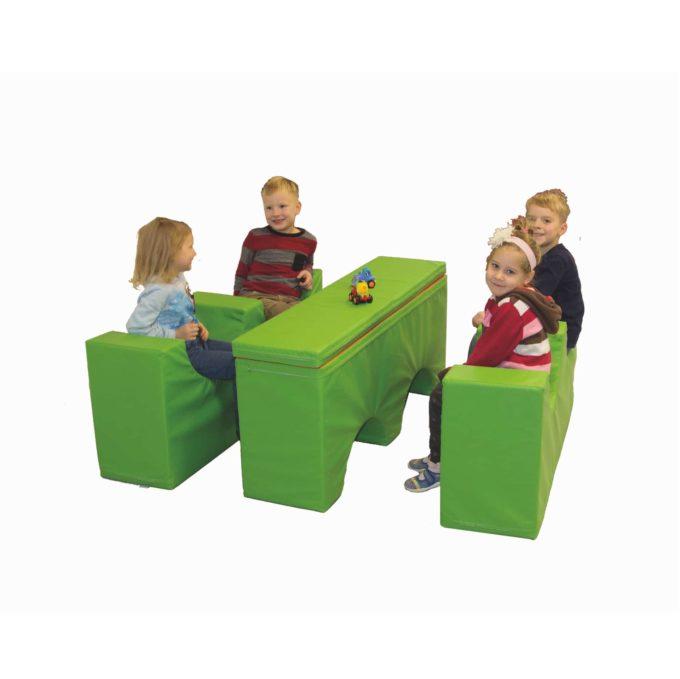 SiTi – Sitz-Tisch Modul - MagCon 1