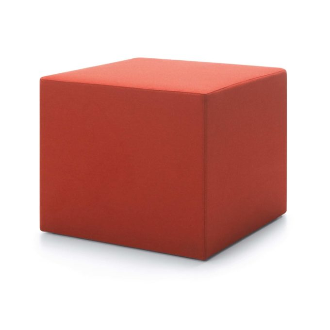 Sitzhocker Vito 1 - quadratisch 1