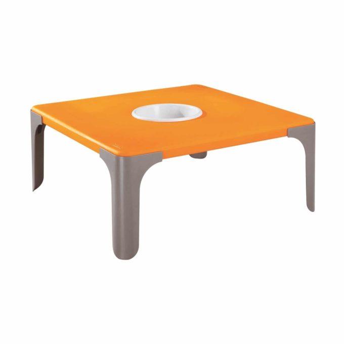 Spieltisch Lou - Großer quadratischer Tisch 1