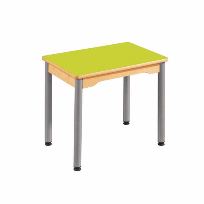 Tisch rechteckig 50 x 60 cm - in 4 Farben 1