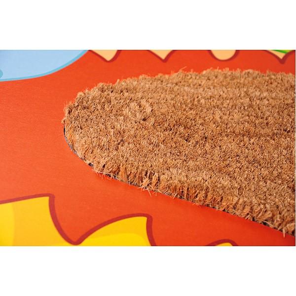 Wanddekoration - Schlafender Igel 5