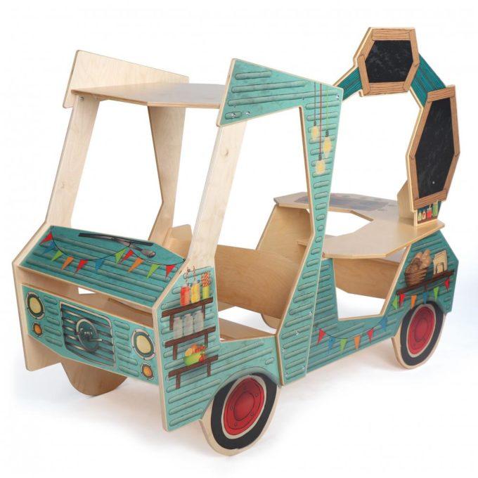Spielküche & Kaufladen - Food-Truck 1