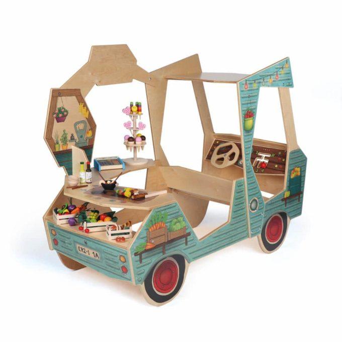 Spielküche & Kaufladen - Food-Truck 2