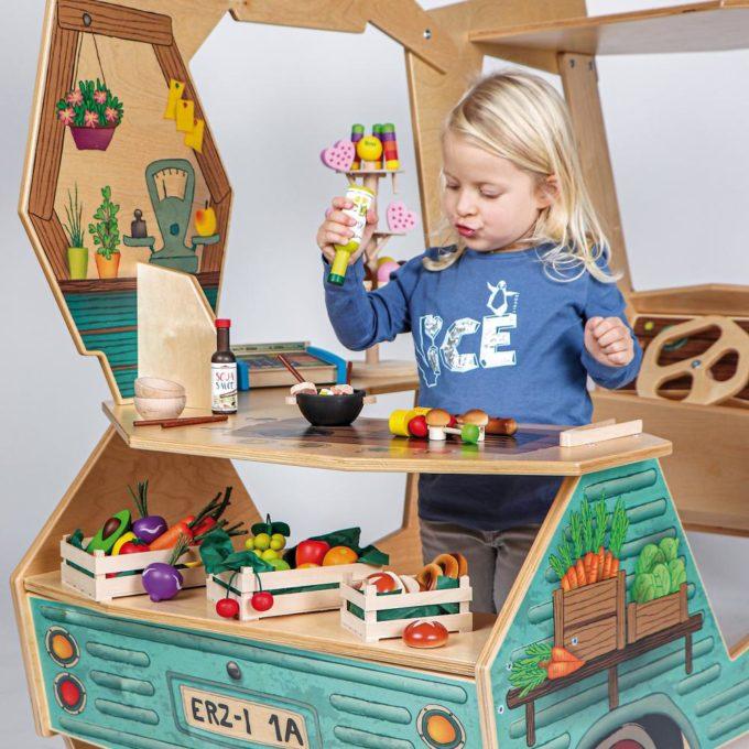 Spielküche & Kaufladen - Food-Truck 5