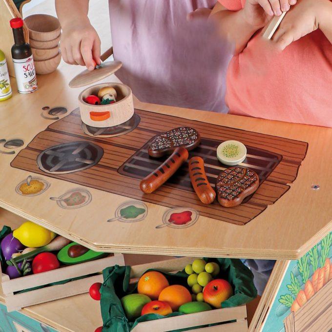 Spielküche & Kaufladen - Food-Truck 6