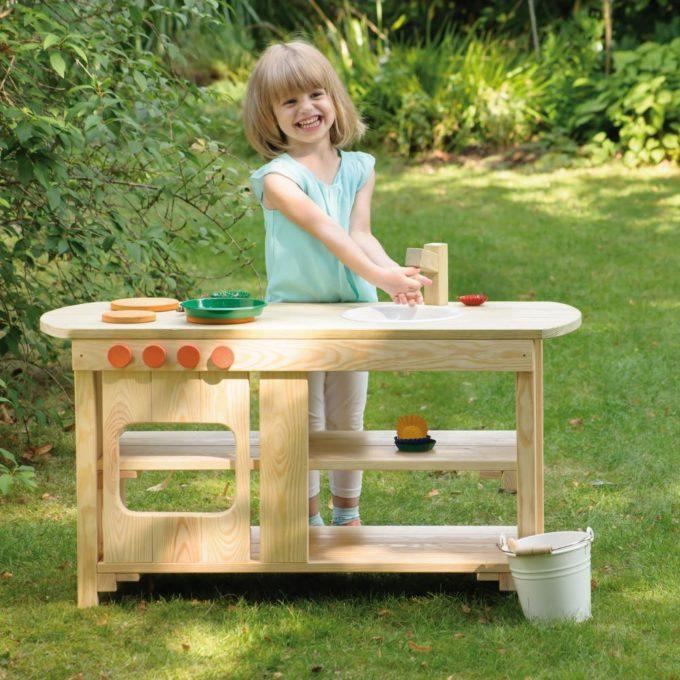Erzi Spielküche Outdoor 2