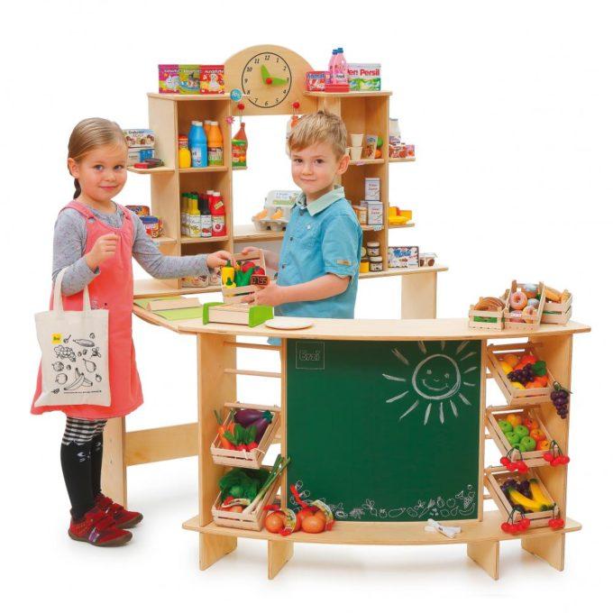Kaufladen Erzi-Shop Premium XL 3