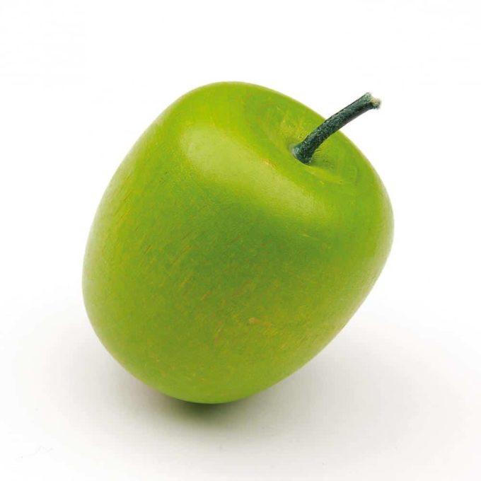 Kaufladenartikel - Apfel - grün 1