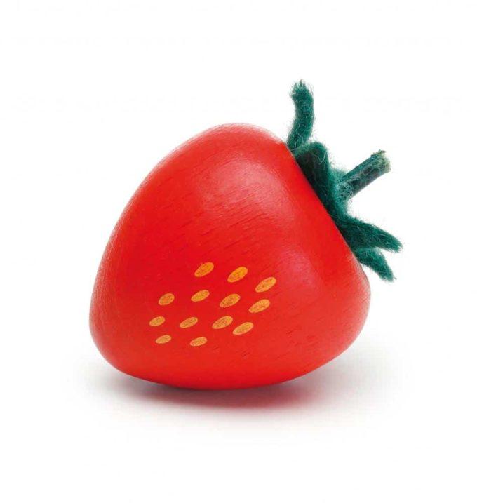 Kaufladenartikel - Erdbeere 1