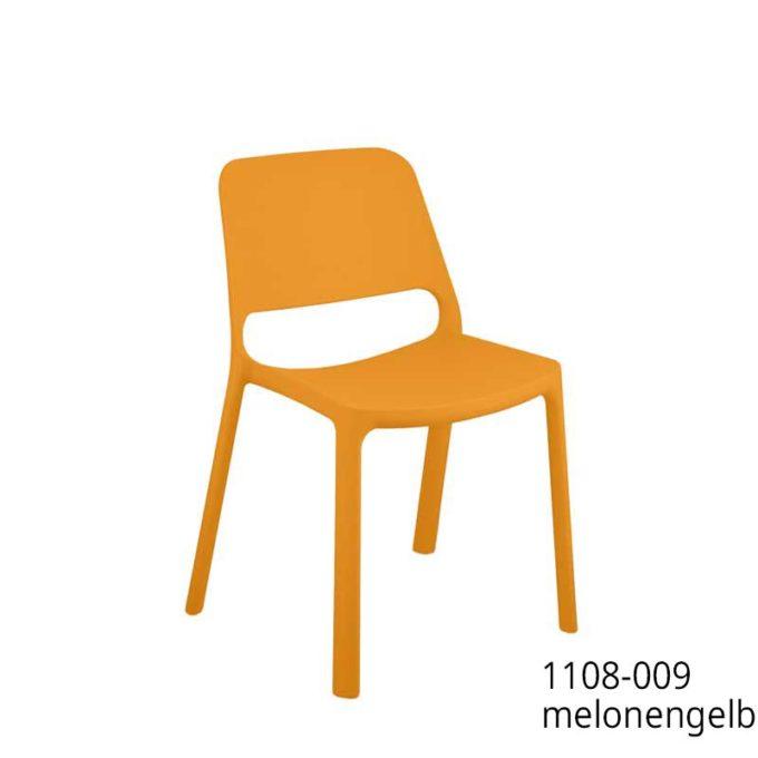 Friwa Kunststoff-Stapelstuhl in 8 Farben 10