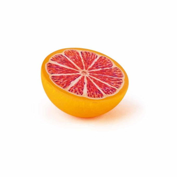 Kaufladenartikel - Grapefruit - halb (5 Stück) 1