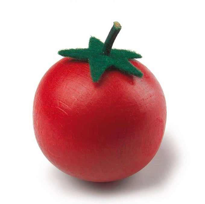 Kaufladenartikel - Tomate (5 Stück) 1