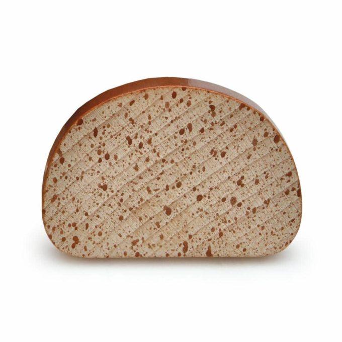 Kaufladenartikel - Brotscheibe (10 Stück) 1