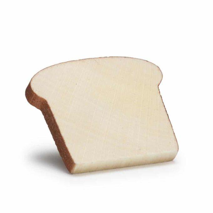Kaufladenartikel - Toastbrotscheibe (10 Stück) 1