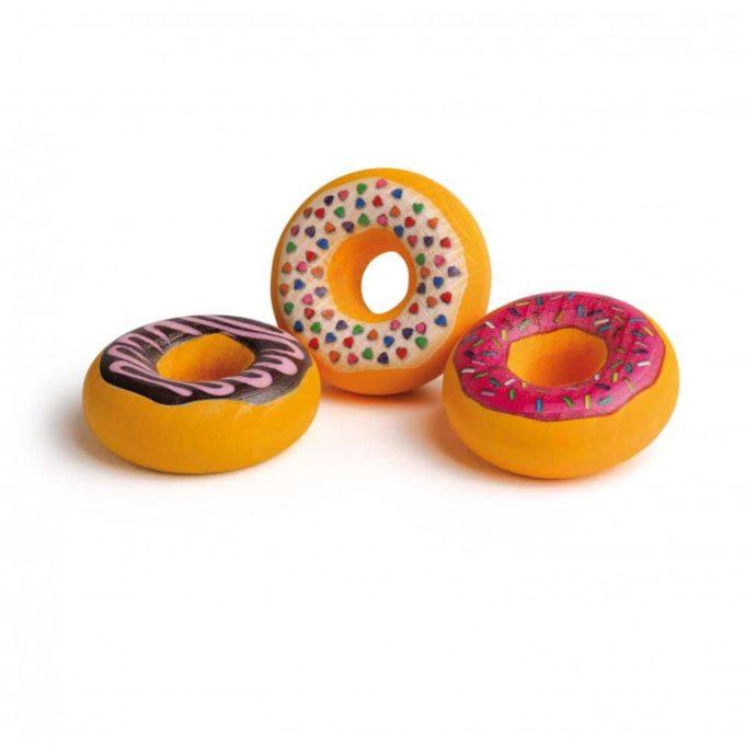 Kaufladenartikel - Doughnuts (3x3 Stück) 1