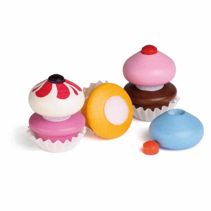 Kaufladenartikel - Cupcakes 1