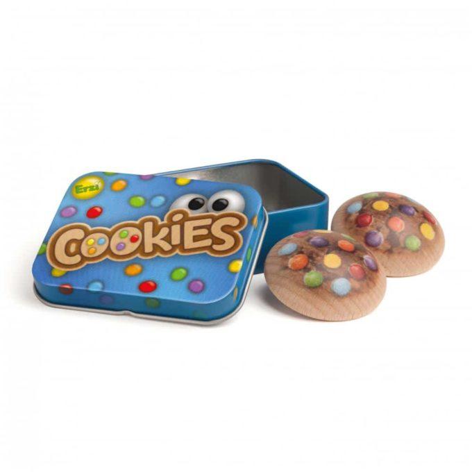 Kaufladenartikel - Cookies in der Dose (3 Stück) 1