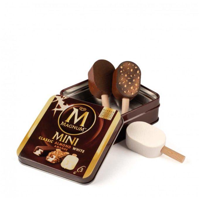 Kaufladenartikel - Eis Magnum Minis in der Dose 1