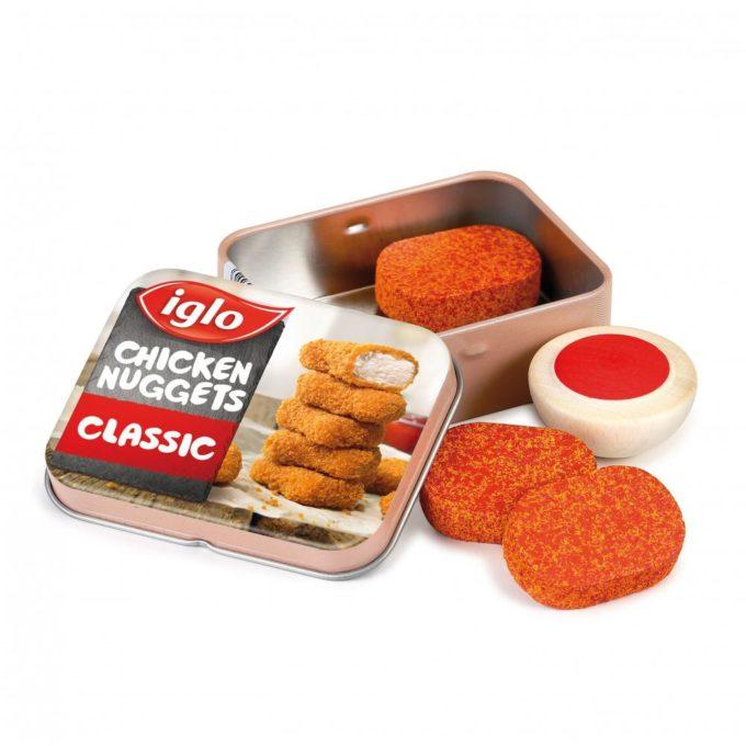Kaufladenartikel - Chicken Nuggets von Iglo in der Dose (3 Stück) 1