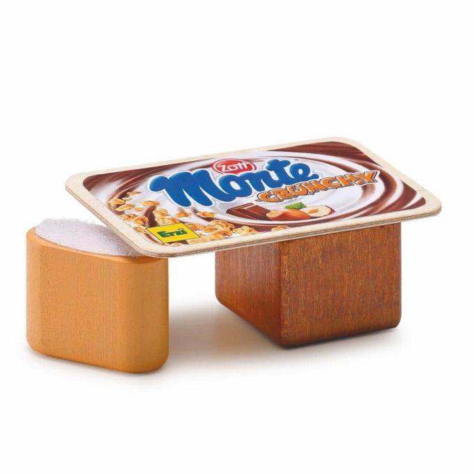 Kaufladenartikel - Monte Crunchy von Zott 1