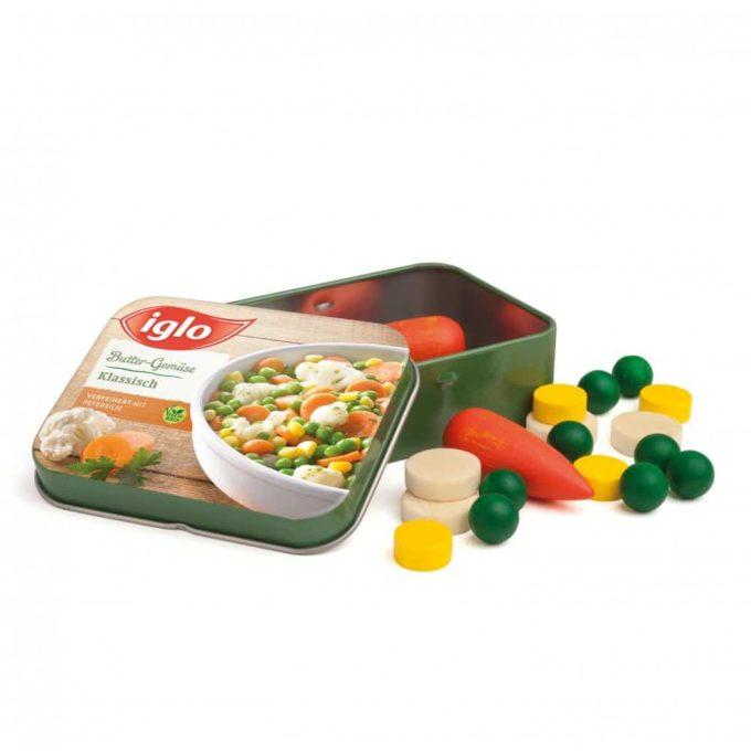 Kaufladenartikel - Gemüse von Iglo in der Dose (3 Stück) 1