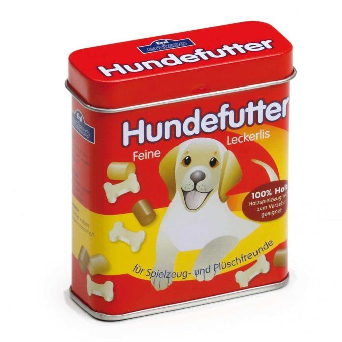 Kaufladenartikel - Hundefutter in der Dose (3 Stück) 1