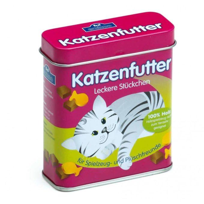 Kaufladenartikel - Katzenfutter in der Dose (3 Stück) 1