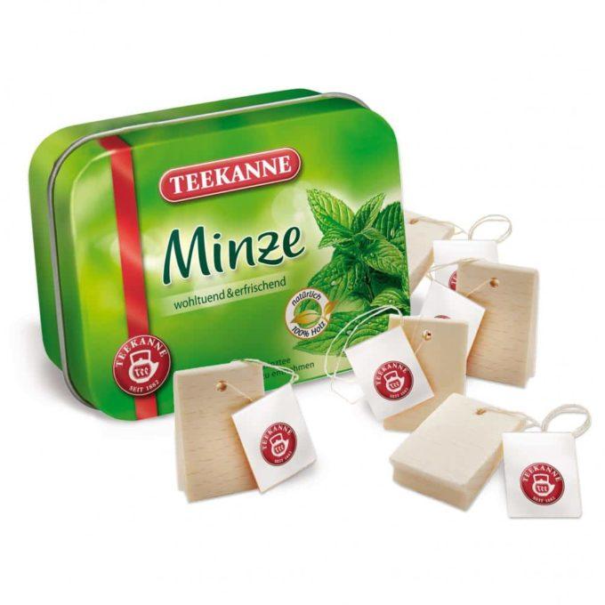 Kaufladenartikel - Tee von Teekanne in der Dose (3 Stück) 1