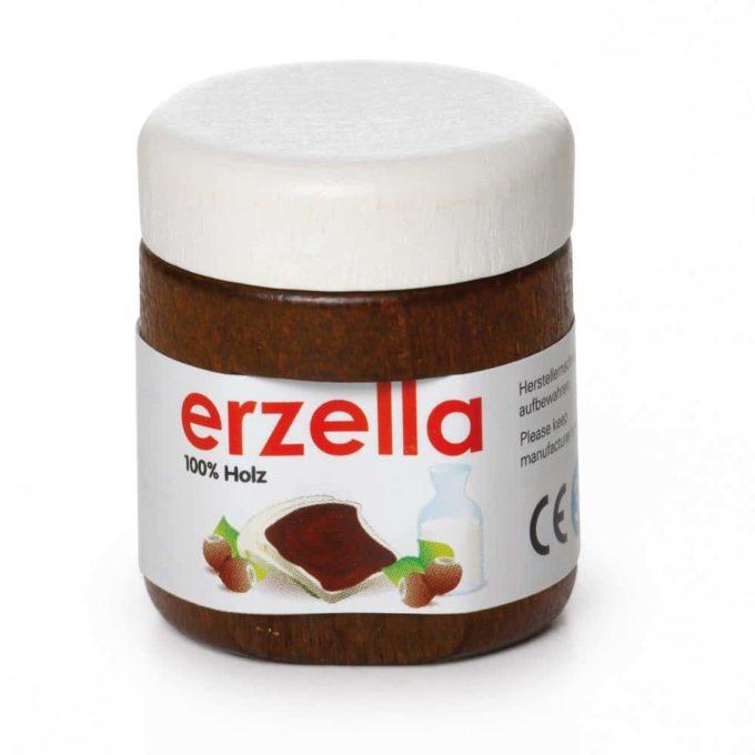 Kaufladenartikel - Schokocreme Erzella (5 Stück) 1