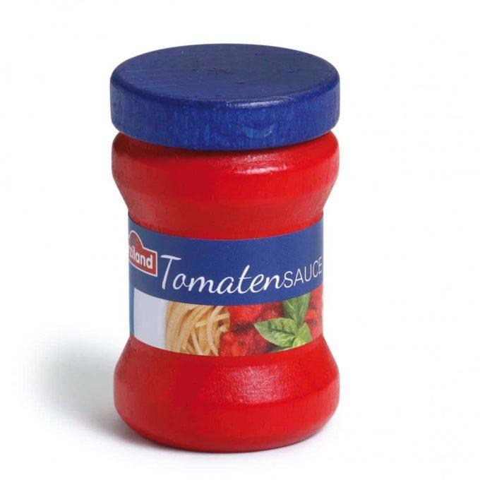 Kaufladenartikel - Tomatensauce (5 Stück) 1