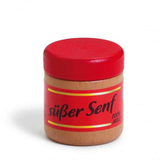 Kaufladenartikel - Süßer Senf 1