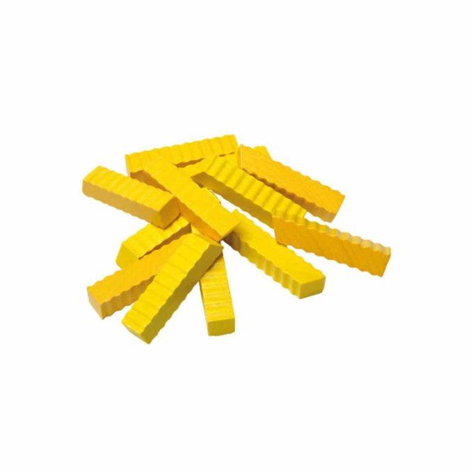 Kaufladenartikel - Pommes Frites (5 Stück) 1