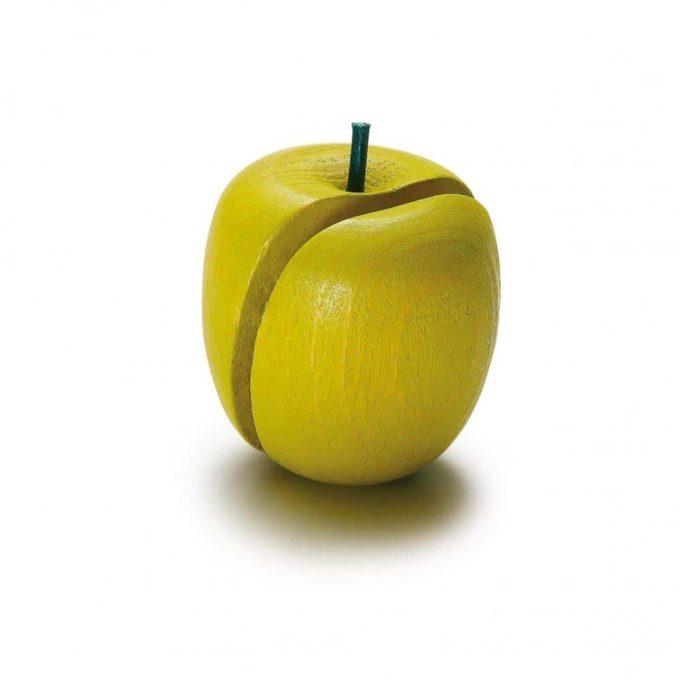 Kaufladenartikel - Apfel zum Schneiden (3 Stück) 1