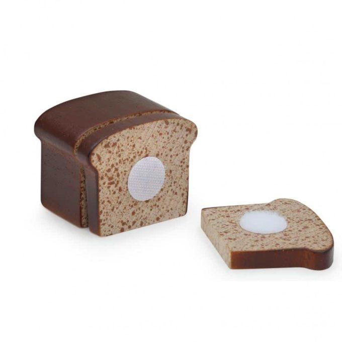 Kaufladenartikel - Brot zum Schneiden (3 Stück) 1