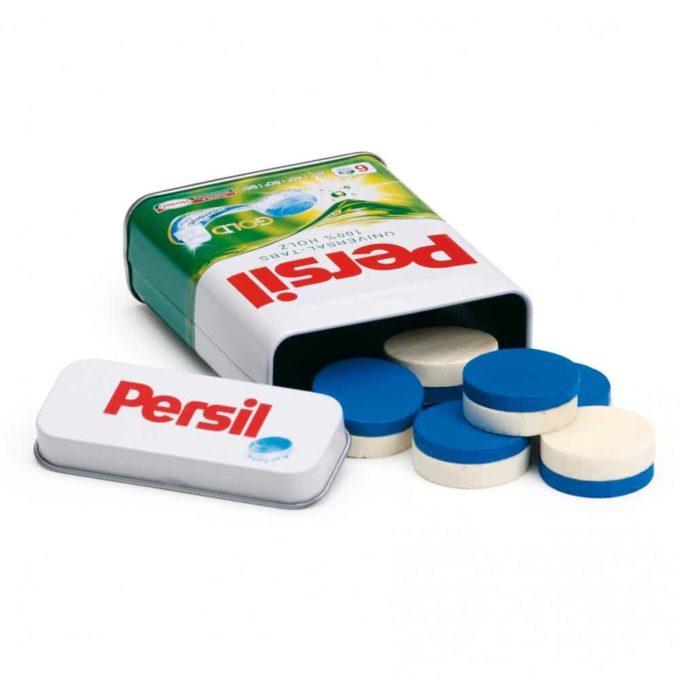 Kaufladenartikel - Waschmitteltabs Persil in der Dose (3 Stück) 1