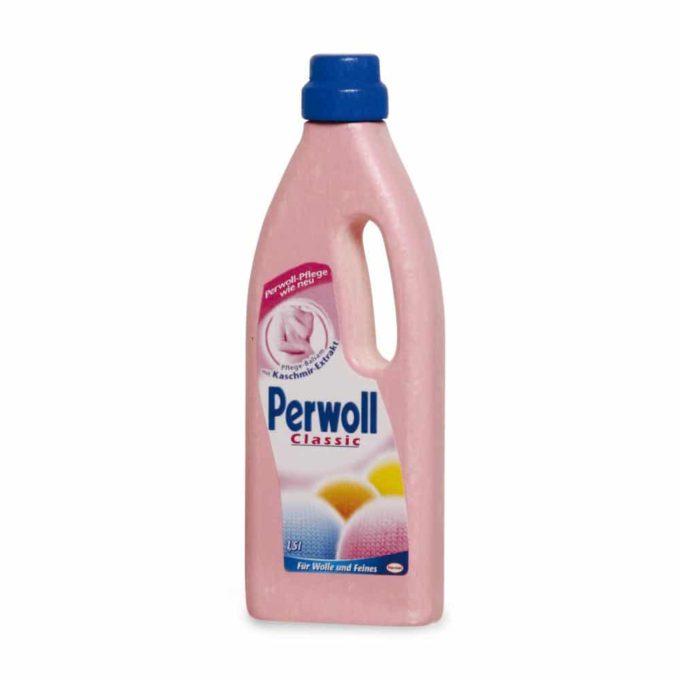 Kaufladenartikel - Waschmittel für Feines Perwoll (5 Stück) 1