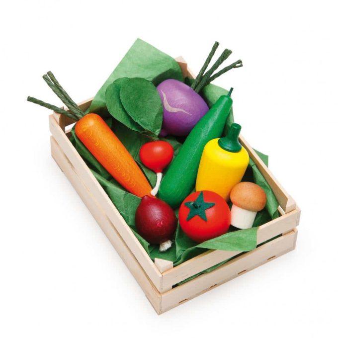 Kaufladenartikel - Sortiment Gemüse 1