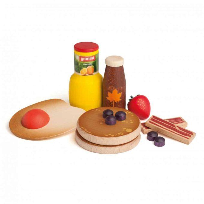 Kaufladenartikel - Sortierung American Breakfast 1