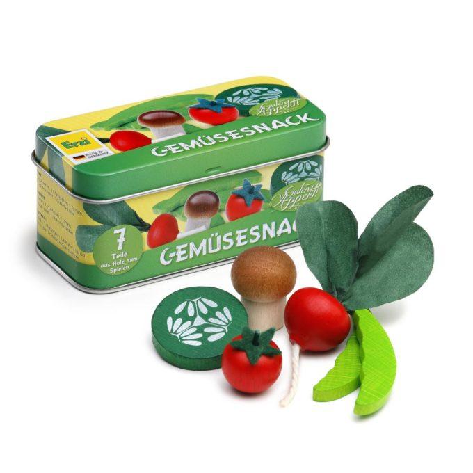 Kaufladenartikel - Gemüsesnack in der Dose 1