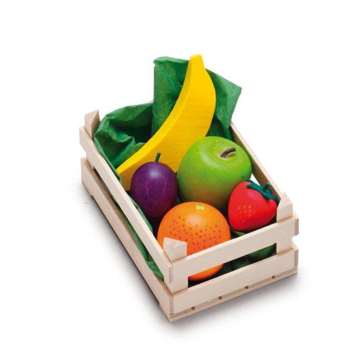 Kaufladenartikel - Sortiment Obst - klein 1
