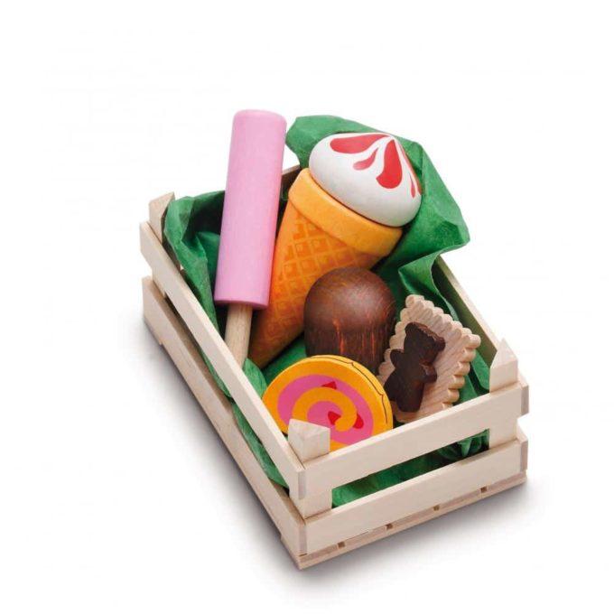 Kaufladenartikel - Sortiment Süßwaren - klein 1