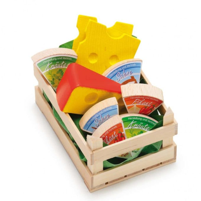 Kaufladenartikel - Sortiment Käse - klein 1