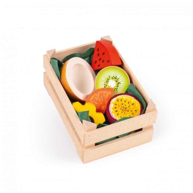 Kaufladenartikel - Sortiment Tropische Früchte - klein 1