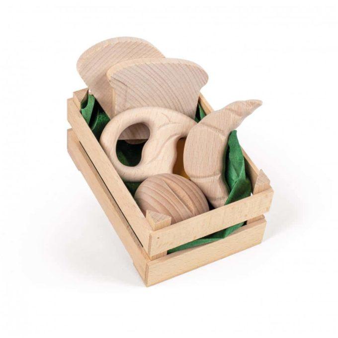Kaufladenartikel - Sortiment Backwaren Natur - klein 1