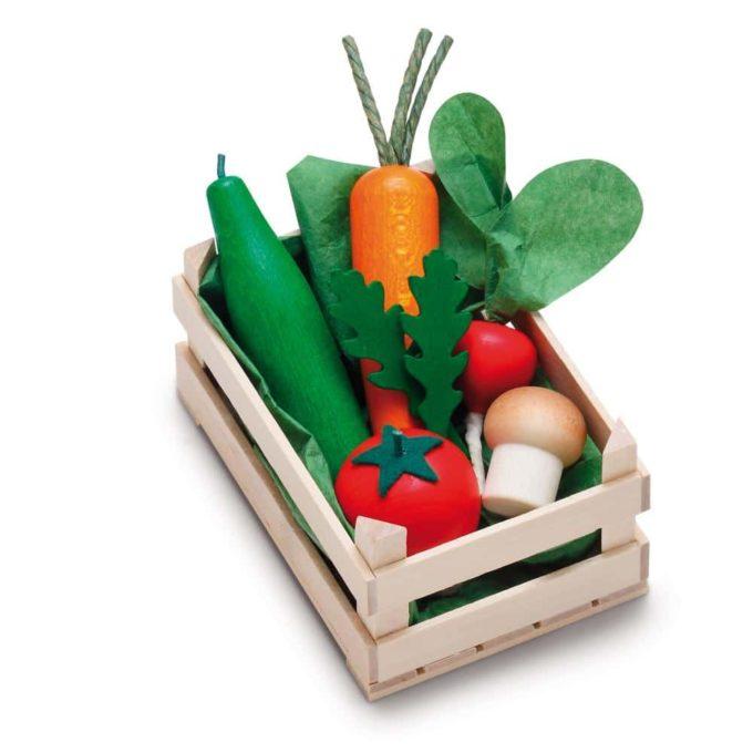 Kaufladenartikel - Sortiment Gemüse - klein 1