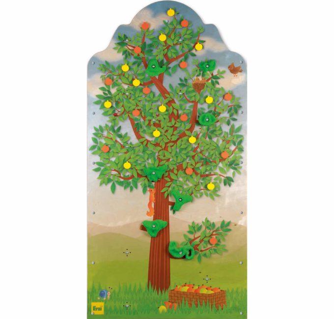 Erzi Kletterwand Apfelbaum 1